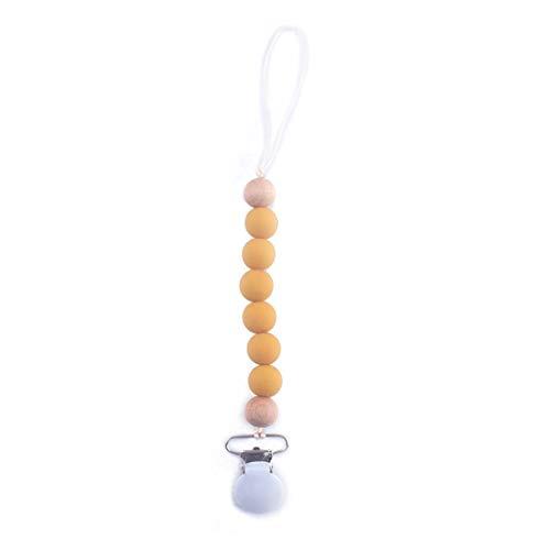Chou Clip Dummy Clip Baby Schnuller Nette Baby-Schnullerkette Silikon BPA-frei