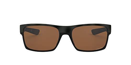 Oakley Twoface 918940 Gafas de sol, Verde, 60 para Hombre