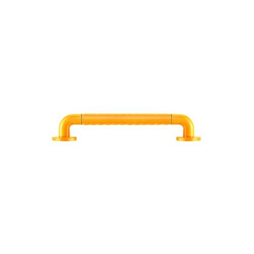 Barra de Agarre para Baño, Apoyabrazos del Cuarto Pasamanos De La Ducha, Color Sólido Amarillo / Blanco De 48 Cm Con Partículas Acero Inoxidable Tubo Interior Tubo Exterior Baño Inodoro Inodoro Accesi