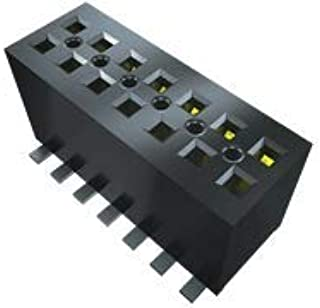 FLE-117-01-G-DV, Board-to-Board Connector - 1.27 mm - 20 Contacts - Receptacle - Surface Mount - 2 Rows. (10 Items)