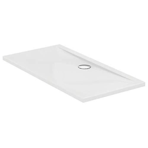 Ideal Standard Brausewanne ULTRA FLAT K5192 180/90 180x90cm x4,5cm Rechteck weiß