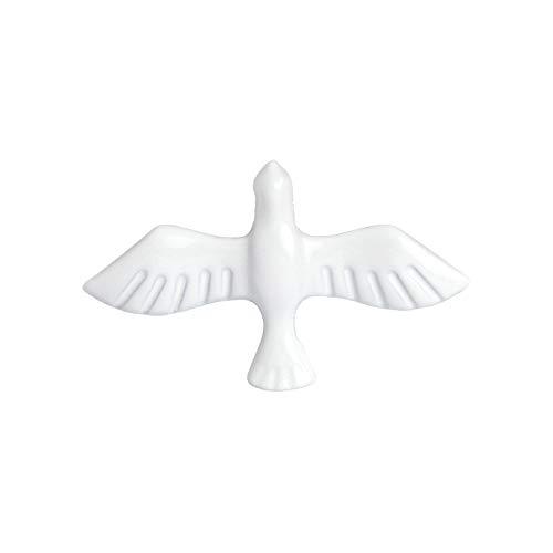 Aofocy Broche de Colombe de la Paix de qualité supérieure Broche de mariée de Style rétro Vintage Broche écharpe