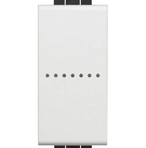 Bticino N4003C Livinglight Deviatore Connesso, Bianco