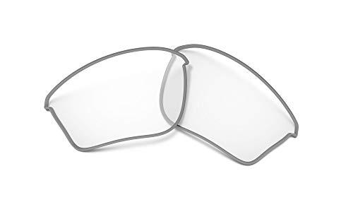 [オークリー] HALF JACKET 2.0専用XL交換レンズ 41-756 AOO9154LS メンズ Clear 日本 (Free サイズ)