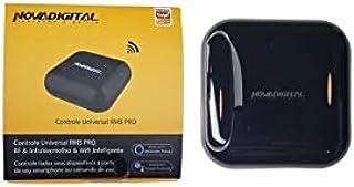 Controle Inteligente WIFI Infravermelho RF433/315MHZ NovaDigital RM5 PRO Google Home Alexa