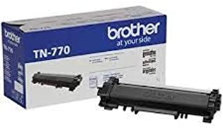 Brother Brand Name Super HiYld Black 4.5KHLL2370 MFCL2750 TN770