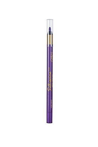 L'oreal Paris Infallible Silkissime Eyeliner, 240 Pure Purple, 0.03 Ounce, 1 Count