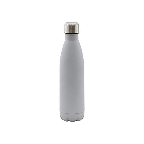 House Doctor thermoskan, mat, zilver, 500 ml, h: 28 cm, Dm: 7 cm