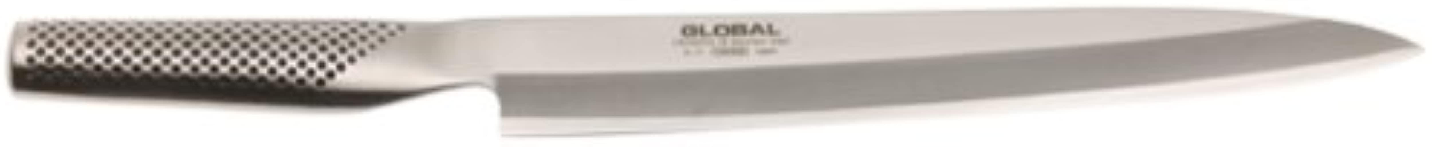 Global G 11 Yanagi Sashimi Knife 10 Inch