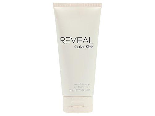 Calvin Klein - Reveal - Gel de ducha para mujer - 200 ml
