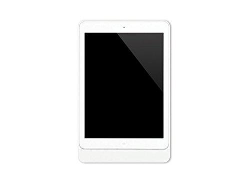 Basalte Eve Tablet Wandhalterung für iPad Pro 12.9, rund, weiß