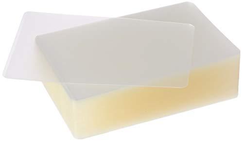 GBC Ibico 3747245 Laminierfolientaschen 64 x 99 mm, Key-Card glänzend Inh.100