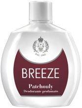 Lot de 6 déodorants Breeze Patchouli 100 ml