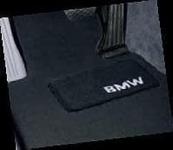 BMW 325i 328i 330i 335i Factory OEM 82110439350 Sedan and Wagon Black Carpet Floor Mats 2006-2011 (Complete Set of Front and Rear)