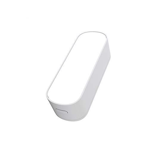 ZigBee Smart Light Sensor Drahtloser Helligkeitssensor, intelligenter Beleuchtungsmonitor, Arbeit mit Smart Gateway, für Haus- / Blumenanbau/Gewächshaus/Werkstatt, einfache Installation