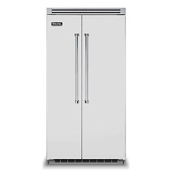 Viking Professional 5 Series 42' Built-In Side By Side Refrigerator