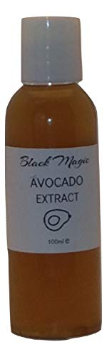 Black Magic Avocado Extract | Concentrated 5:1 Skincare Extract | Antioxidant & Anti-Inflammatory (100 ml)