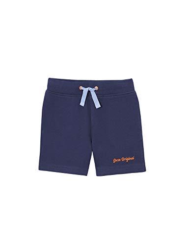 Gocco Pantaon Deporte Pantalones, Marino, 4-5 años para Niños