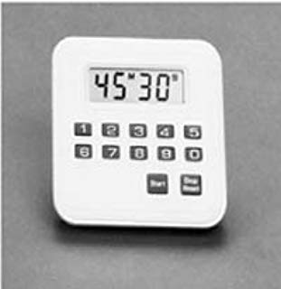 1008832 PT# 18906 Timer Electronic Pocket Size 100Min Ea Made by Wolf X-Ray