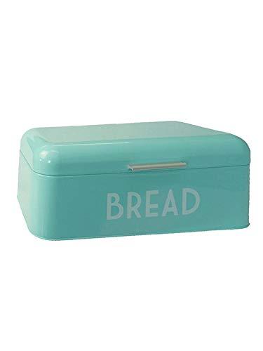 Dream-cool Contenedor de pan, caja de almacenamiento Caja de metal Cocina...