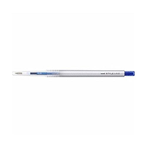 ゲルインクボールペン ノック式 [ブルー] 0.28mm UMN-139-28