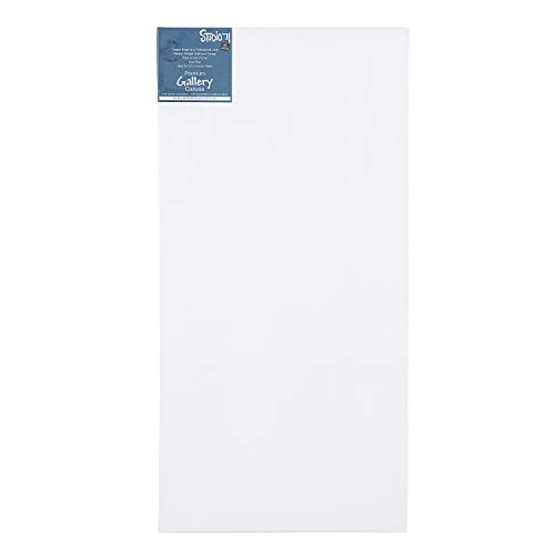 Darice Studio 71 24-Inch-by-48-Inch Gallery Canvas