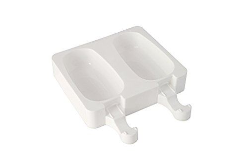 Molde para helados Adecuado para horno, en la nevera y en el refrigerador Soporta temperaturas de entre -60 ° C y + 230 ° C Seguro para lavavajillas