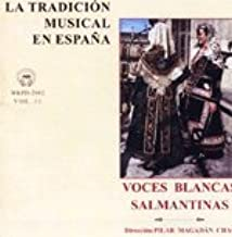 LA TRADICIÓN MUSICAL EN ESPAÑA Vol. 31-VOCES BLANCAS SALMANTINAS: VARIOS: Amazon.es: Música