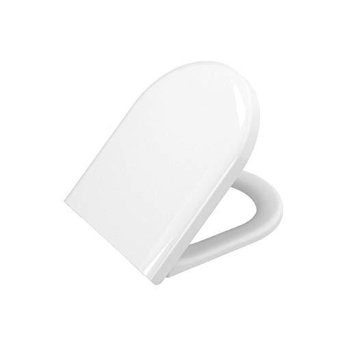 VitrA Universal WC-Sitz Model 2 mit Absenkautomatik, Edelstahl Scharniere, abnehmbar 85-003-009