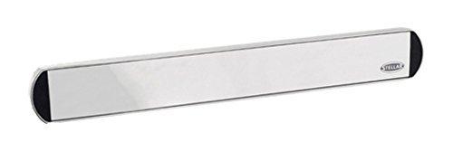 Horwood Homewares SA31 50 cm Magnetic Knife Rack, Silver