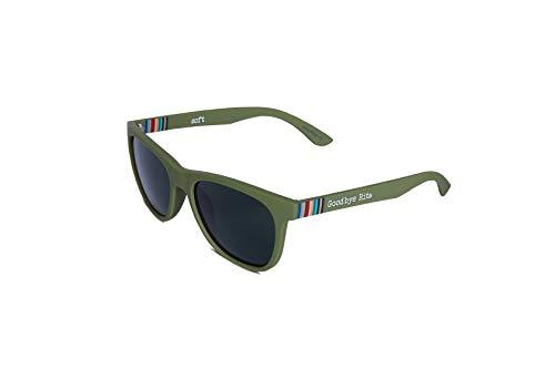 Goodbye, Rita. - Gafas de sol Polarizadas Color verde - Lente ahumada - Modelo Bay