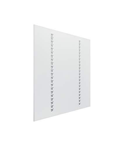 Ledvance Panel IndiviLED Emergency 625 Lum Indoor, LED, 33 W, Blanco
