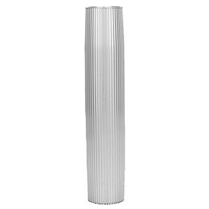 "TACO Marine Z60-7279VEL27.5-2 28.5"" High Table Pedestal Post for 2.375"" Base and Support-Ribbed"