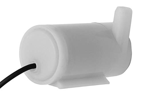 Tauchpumpe mini 3-5V in 2 Ausführungen Modellbau Pumpe (Liegend)