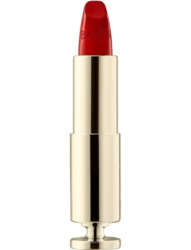 BABOR MAKE UP Lip Colour, cremiger Lippenstift mit Pflege, langanhaltend, feuchtigkeitsspendend, leicht glänzend, in 10 Farben erhältlich, 4 g