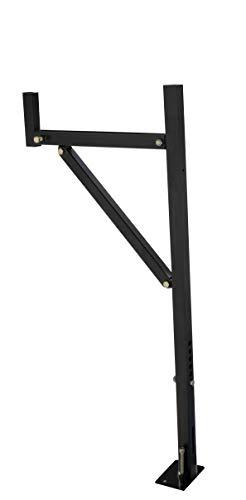 Erickson 07708 Steel Truck Rack (Telescoping, 250lb Rated)