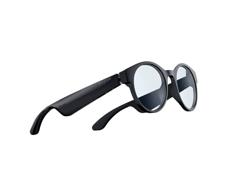 Razer Rz82-03630800-r3u1 Razer Anzu - Smart Glasses (round Blue Light + Sunglass Sm) - Not_machine_specific