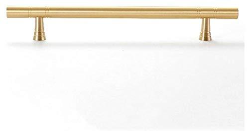 ZJSXIA Manijas de gabinete de Cocina Premium: cajón Tradicional/Hardware de la Puerta, 2 Paquete, Centros de Agujero: 128mm Tirador Cocina (Size : Hole Centers: 160mm)