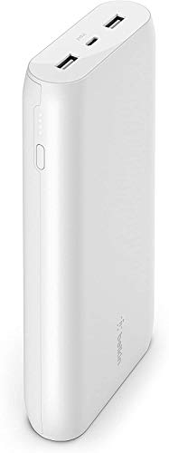 Belkin batería externa portátil 20K, cargador portátil...