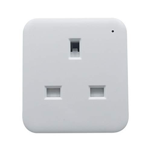 LYA Smart Plug, compatibel met Alexa, Google Home, IFTTT, Smart stopcontact met energiebeheer en afstandsbediening