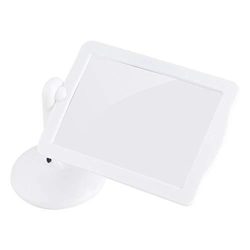 Lupa 360 manos libres 3X LED pantalla rectangular ampliada