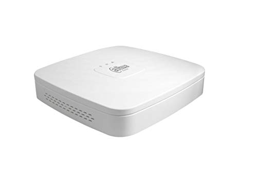 DAHUA NVR 8CH 8MP HDMI VGA 1HDD 2USB AUDIO I O 1LAN 12V