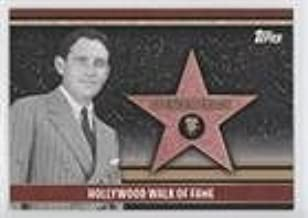 Spencer Tracy (Trading Card) 2011 Topps American Pie - Hollywood Walk of Fame #HWF-34