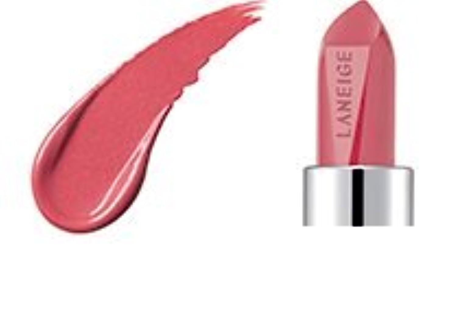 人事承認副[2017 Renewal] LANEIGE Silk Intense Lipstick 3.5g/ラネージュ シルク インテンス リップスティック 3.5g (#430 Pink Garden) [並行輸入品]