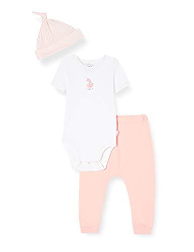 Schiesser Baby-Mädchen Unterwäsche-Set, Mehrfarbig (Sortiert 1 901), 86 (Herstellergröße:086) (3er Pack)