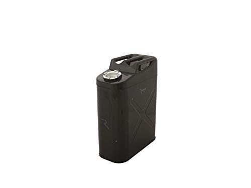 Rampage Products 86635 Black Trail Can Fuel Storage Can