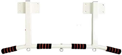 TXOZ-Q Pull-up Bar de Montaje en Pared Chin Bar con Saco de Boxeo Ganchos Cables de alimentación de Fuerza Equipo de Entrenamiento de Gimnasio en casa Capacidad de Peso de 880 Libras