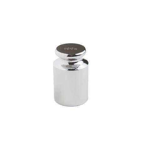 Trimming Shop Peso de báscula de 100 g para una calibración precisa para Comprobar la precisión de la báscula de Bolsillo y Digital