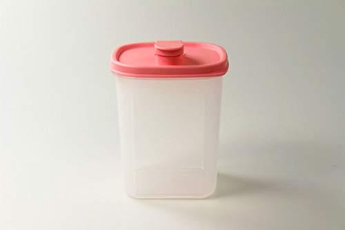 Tupperware Mess & Go - Jarra de zumo circular (1 L), color rosa