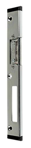 GU BKS Secury Haustür Schließblech mit AT-Stück Links 233x30x8mm für Profil Wymar 3000